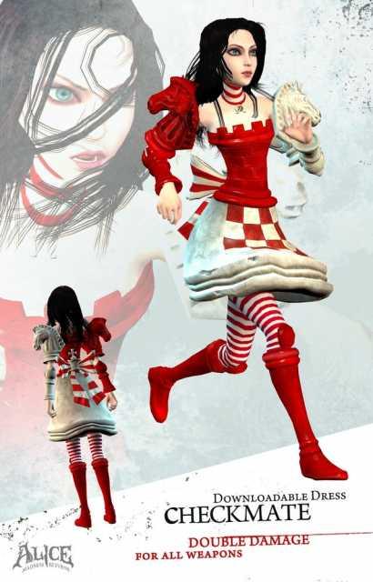 Checkmate Dress