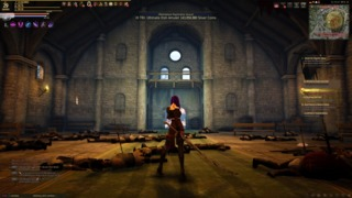 With its brisk pace and colourful theatrics, BDO's combat is great fun.