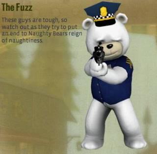 The Fuzz.