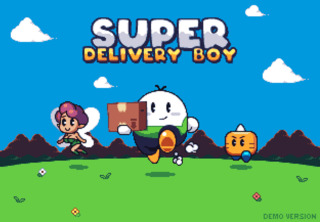 Super Delivery Boy