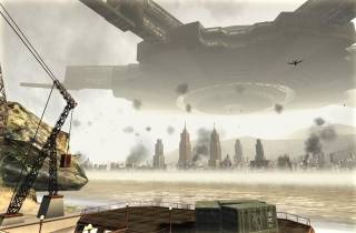 High concept environments were created for the Alliance