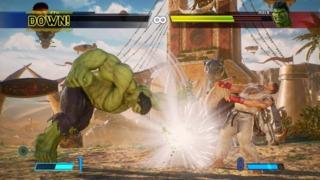 Hulk still smashes.