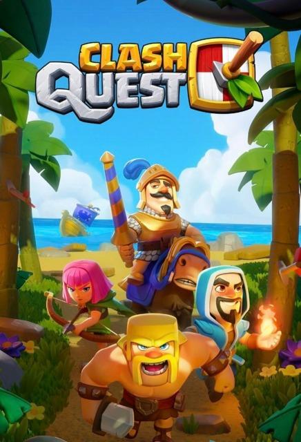 Clash Quest