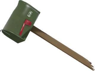 The Postal Pummeler