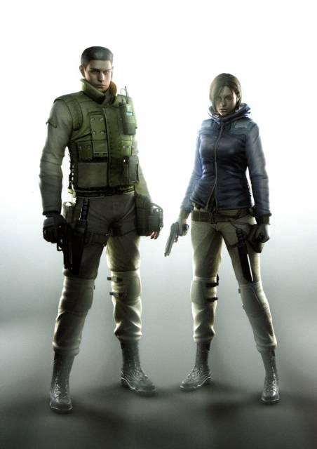 BSAA - Chris & Jill
