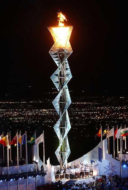 The 2002 Salt Lake City Winter Olympic Games.