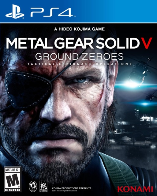 Meal Gear Solid V: Ground Zeroes