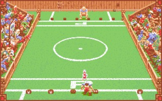 Penalty shot (Amiga)