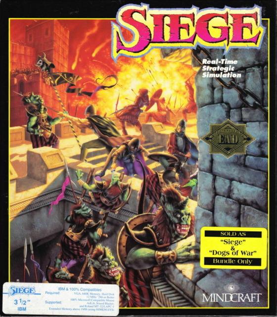 Siege & Siege Dogs of War Bundle