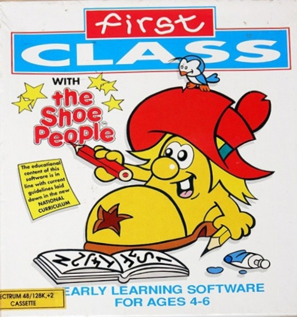 First Class with the Shoe People