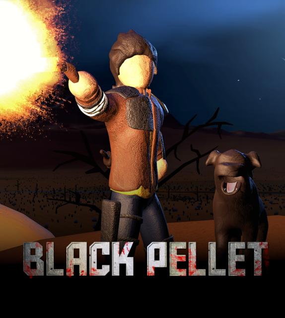 Black Pellet