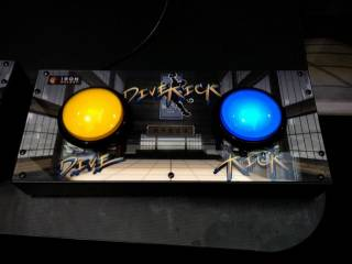 The Divekick Kickbox