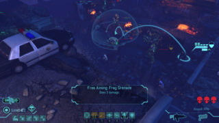 Every moment counts in XCOM.
