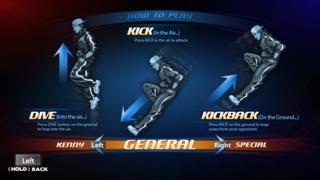 Kick is kicking it