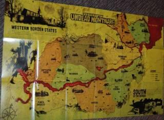 Undead Nightmare Map