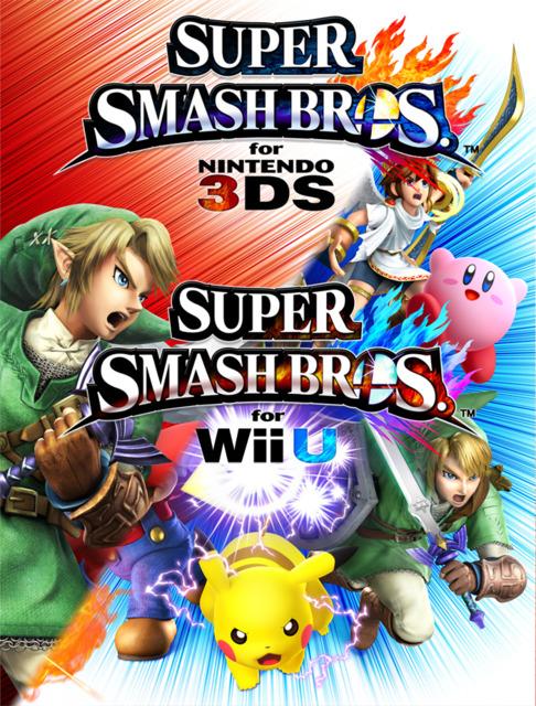 Super Smash Bros. for Wii U/Nintendo 3DS
