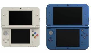 New Nintendo 3DS & New Nintendo 3DS LL