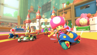 Is not having fun with a Mario Kart game even possible?