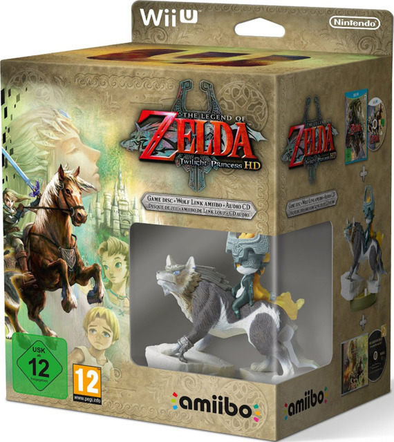 European special edition packaging.