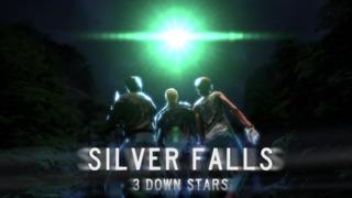 Silver Falls - 3 Down Stars