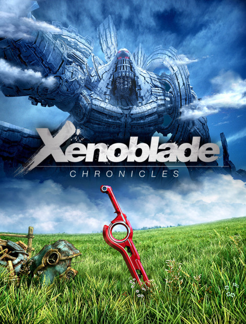 Xenoblade Chronicles Switch cover
