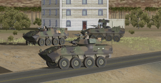 The LAV-25 Family of Vehicles