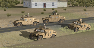 The Humvee Variants