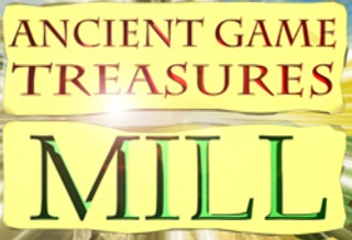 Ancient Game Treasures: Mill