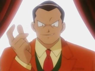 Giovanni from Pokemon Puzzle League
