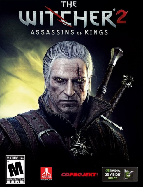 Apparently Geralt can stare you to death...