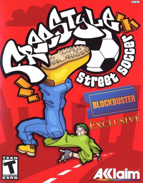 Freestyle Street Soccer