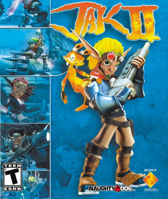 Jak II (Oct 2003)