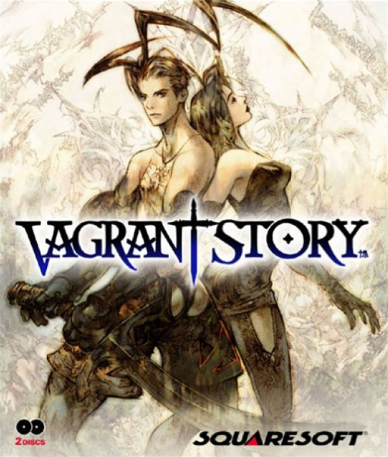 Vagrant Story PS1/Download Game ROM