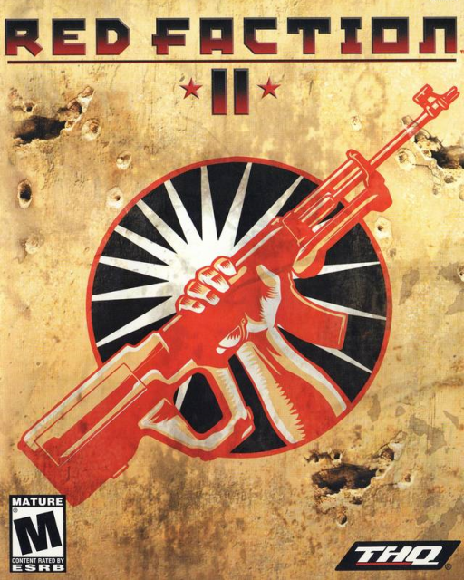Did you know that John Romero worked on the nGage version of Red Faction 1? Because that factoid is more interesting than anything in Red Faction II