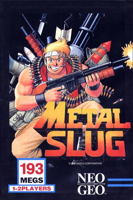 Metal Slug: Super Vehicle - 001