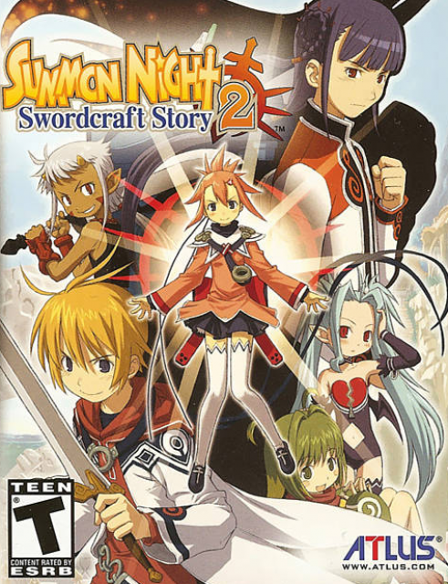 Summon Night: Swordcraft Story 2