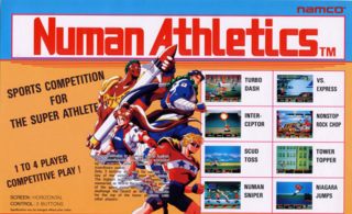Numan Athletics