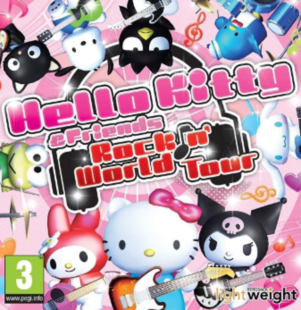 Hello Kitty & Friends: Rock n' World Tour