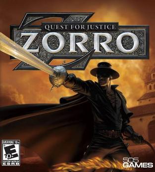 Zorro: Quest for Justice