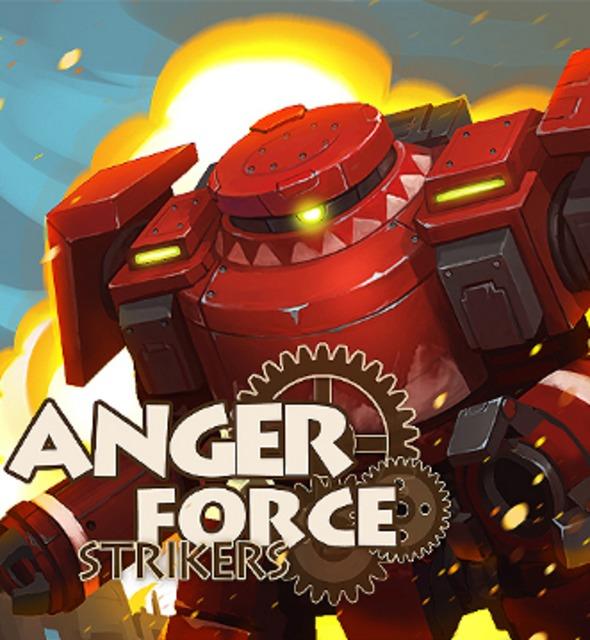 AngerForce: Strikers