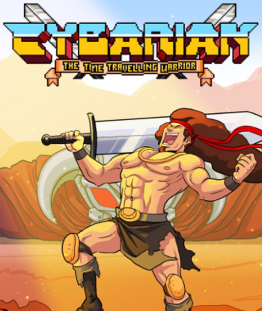 Cybarian: The Time Travelling Warrior
