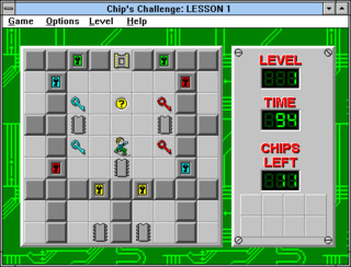 The first Windows port of the game is considered the most popular due to its wide availability.
