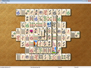 Mahjong Titans is a well-known example, as it was released with certain versions of Microsoft Windows. This also highlights the most common formation: the Turtle.