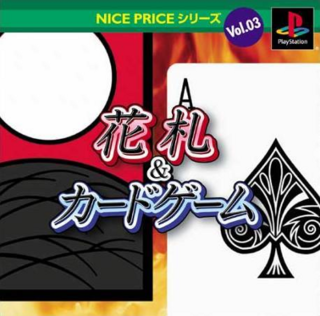 Nice Price Series Vol. 03: Hanafuda & Card Game