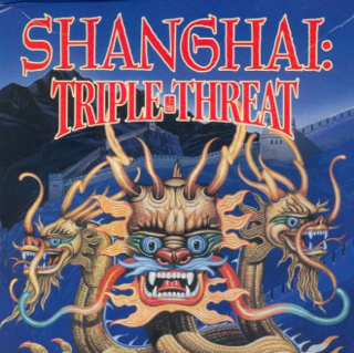 Shanghai: Triple-Threat