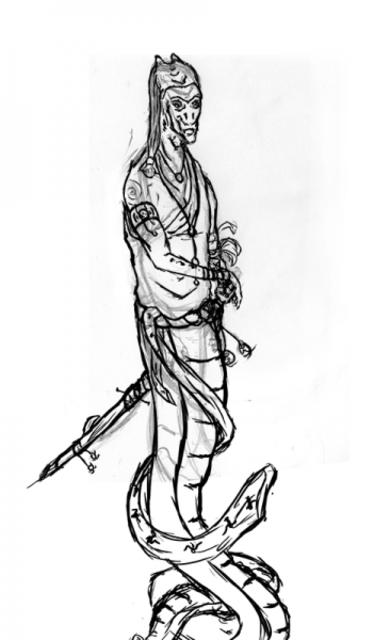 Tsaesci Warrior