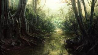Jungle in Valenwood