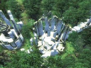 An Ayleid Ruin