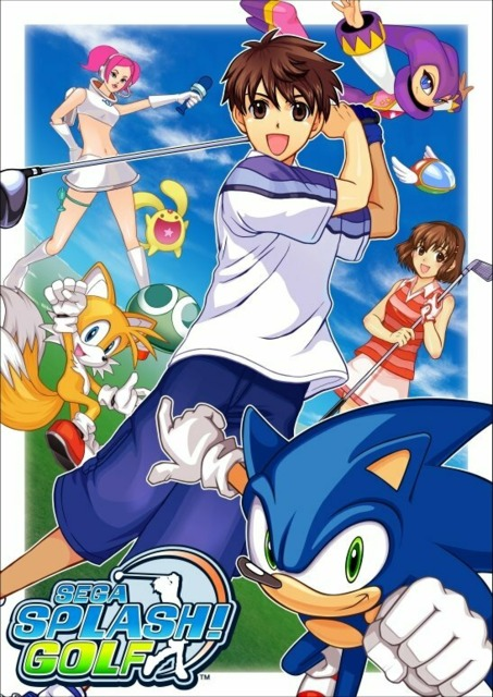 Sega Splash! Golf