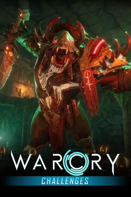 Warcry Challenges